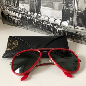 Authentic Road Spirit Ray-Bans sunglasses